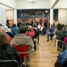 """Casa della Resistenza, Biblioteca """"Aldo Aniasi"""" - Open day 2013"""
