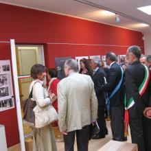 """Casa della Resistenza, Biblioteca """"Aldo Aniasi""""_inaugurazione"""
