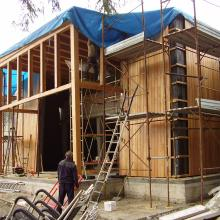 """Casa della Resistenza, Biblioteca """"Aldo Aniasi""""_in costruzione"""